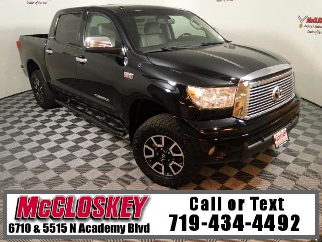 2010 Toyota Tundra Limited Lifted 4x4