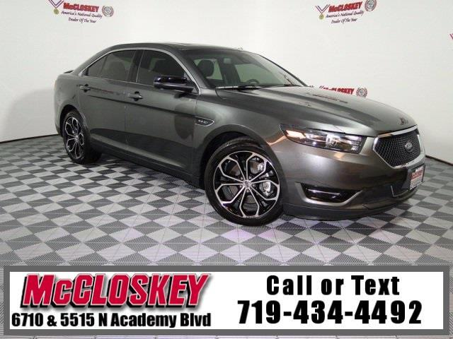 2016 Ford Taurus SHO Low Miles w/ Navigation