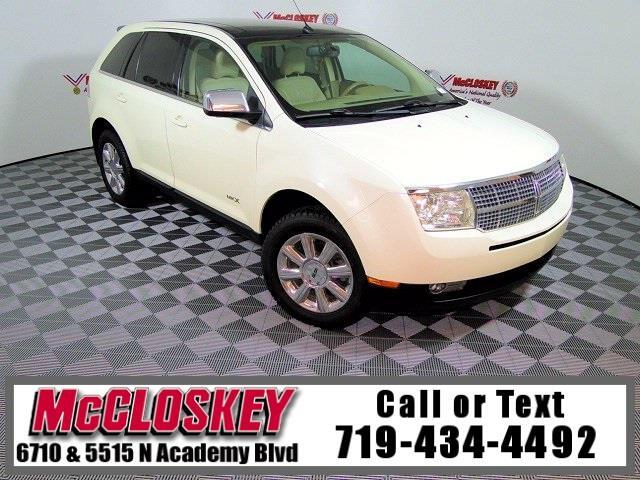 2007 Lincoln MKX Base AWD Loaded!