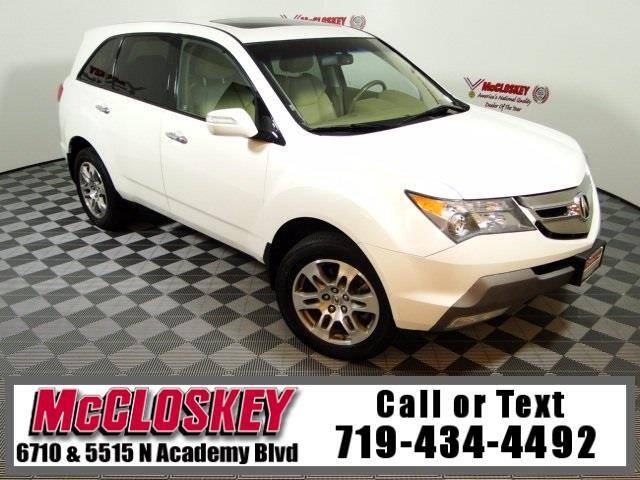 2008 Acura MDX Technology w/ Navigation