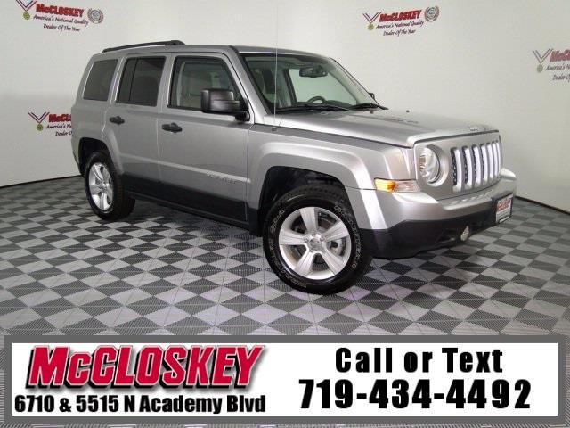 2016 Jeep Patriot Sport Low miles 4x4!