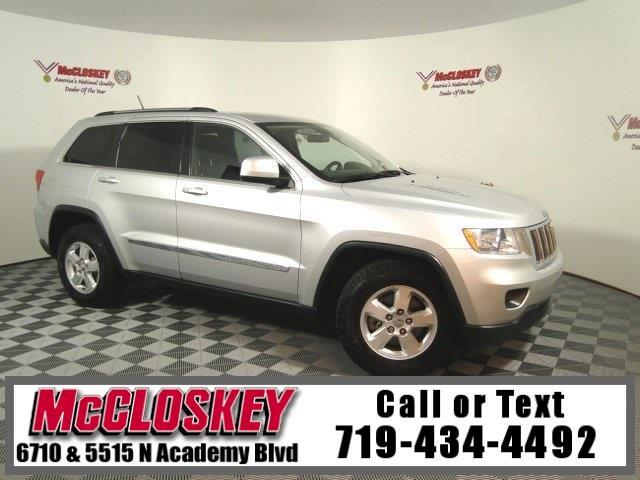 2011 Jeep Grand Cherokee Laredo W/ New Tires