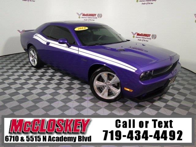 2014 Dodge Challenger R/T HEMI Manual!