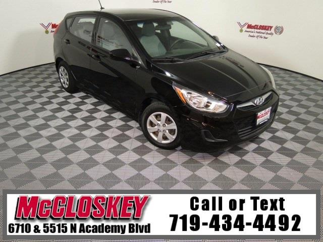 2012 Hyundai Accent SE One Owner!