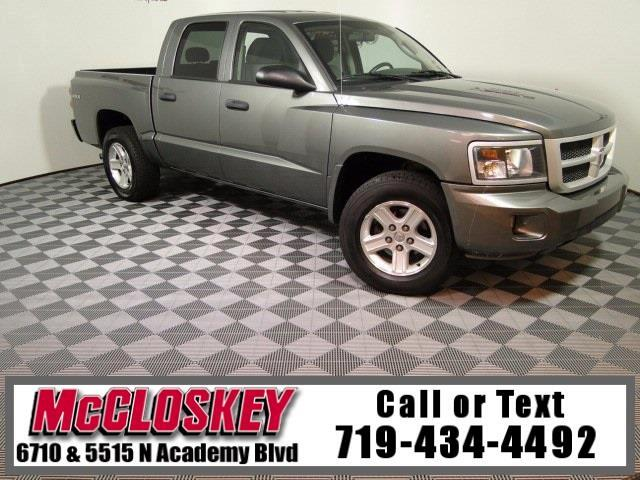 2011 Dodge Dakota Big Horn 4x4 V6!