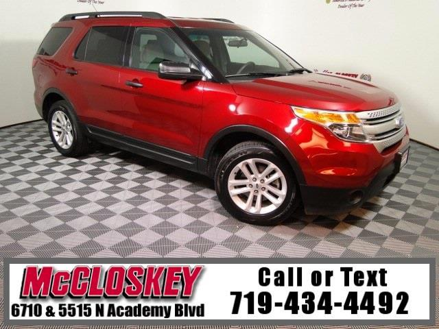 2015 Ford Explorer Base AWD!