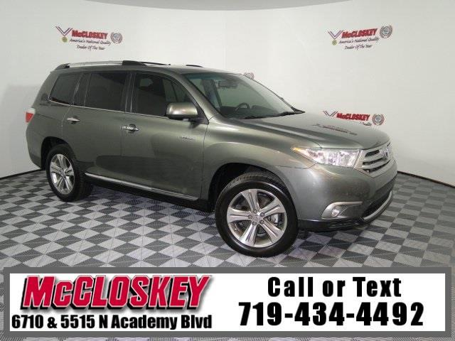 2011 Toyota Highlander Limited AWD