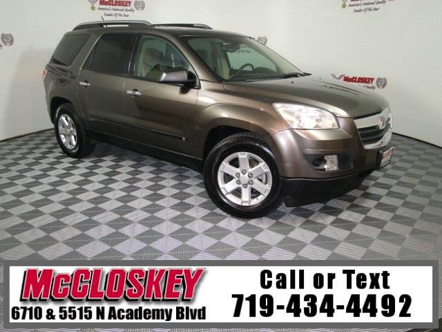 2008 Saturn Outlook XE AWD!