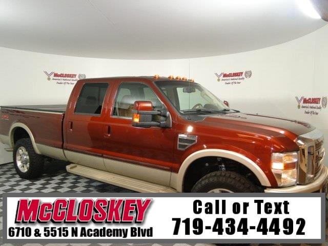 2008 Ford F-350 SD King Ranch Long Bed