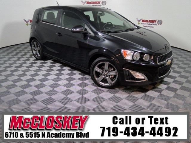 2014 Chevrolet Sonic RS Low miles