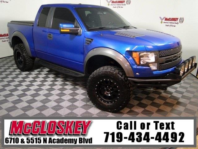 2010 Ford F-150 Supercharged! 4x4