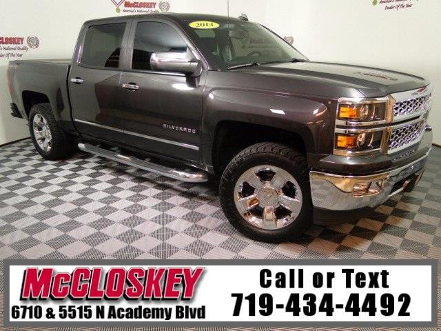 2014 Chevrolet Silverado 1500 LTZ New Tires