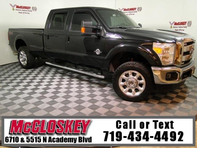 2015 Ford F-350 SD Lariat 4x4!