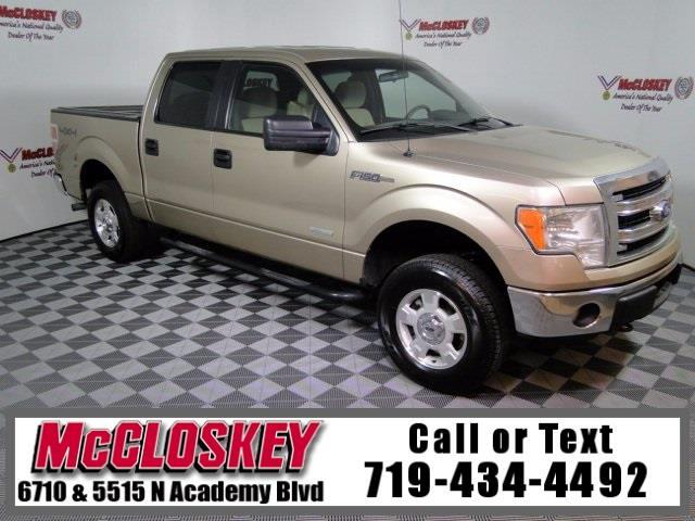 2013 Ford 150 XLT