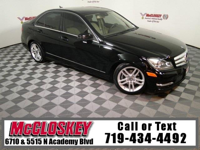 2012 Mercedes-Benz C-Class C 300 Luxury 4MATIC®