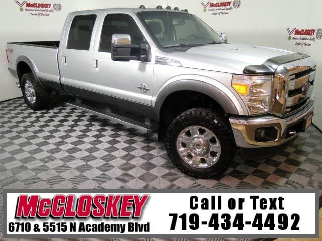 2014 Ford F-350 SD Lariat FX4