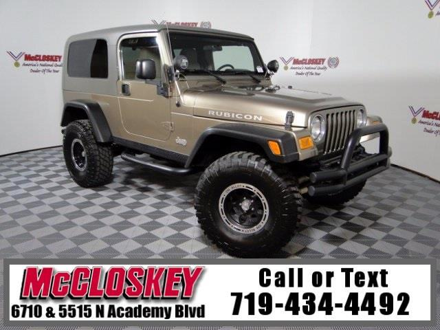 2006 Jeep Wrangler Unlimited Rubicon 4X4 Hard Top