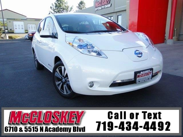2013 Nissan Leaf SL Own Owner Low Miles!