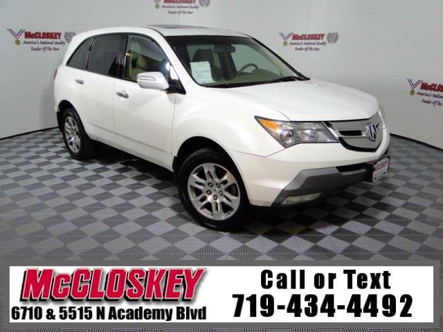 2008 Acura MDX 3.7L All Wheel Drive