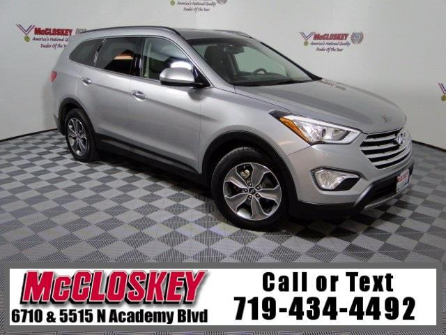 2016 Hyundai Santa Fe SE - One Owner - AWD