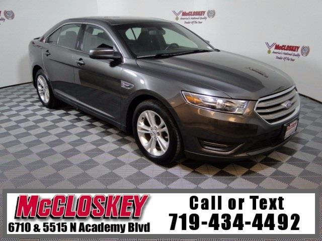 2015 Ford Taurus SEL AWD One Owner Loaded