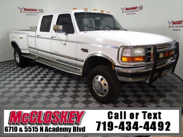1995 Ford F-350 XL 4X4 w/ Long Bed