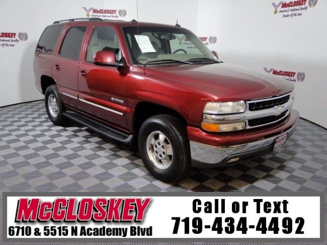 2003 Chevrolet Tahoe LT w/ Leather
