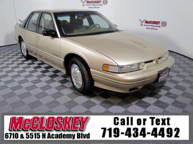 1994 Oldsmobile Cutlass Supreme Supreme Low Mileage