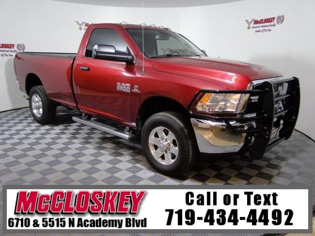 2014 RAM 2500 Tradesman 4X4 One Owner