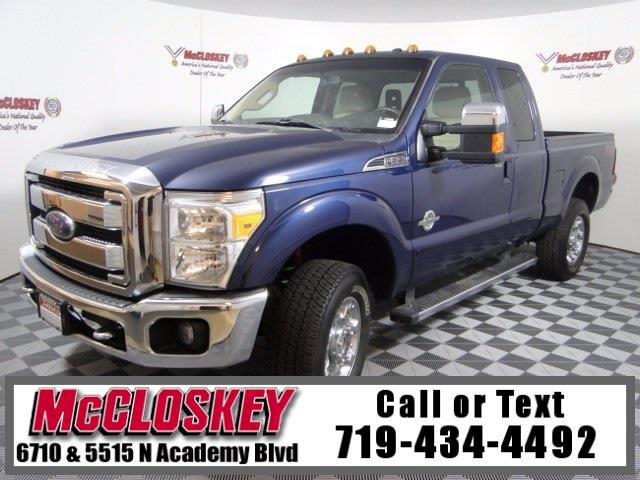 2013 Ford F-350 SD Lariat Turbo Diesel One Owner