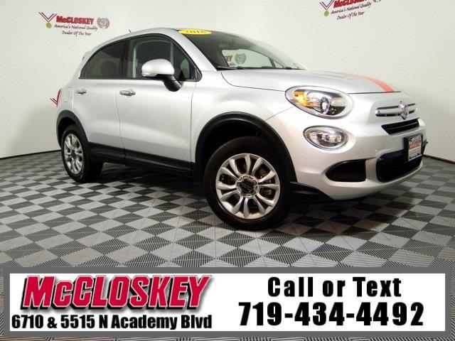 2016 Fiat 500x Easy *One Owner* AWD