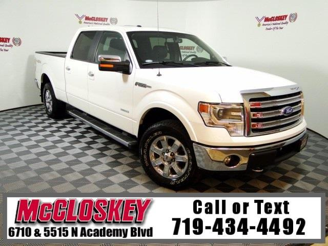 2014 Ford F-150 Lariat SuperCrew 4x4