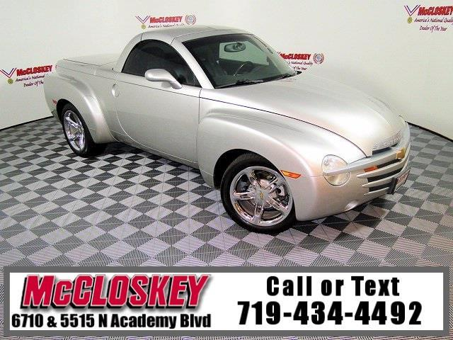 2004 Chevrolet SSR Base Rare Low MIles