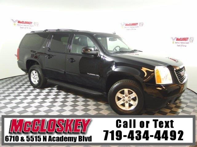 2014 GMC Yukon XL SLT 1500 4X4 Third Row NEW TIRES