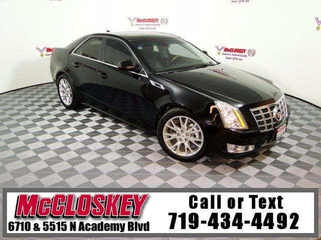 2012 Cadillac CTS Premium AWD Loaded!