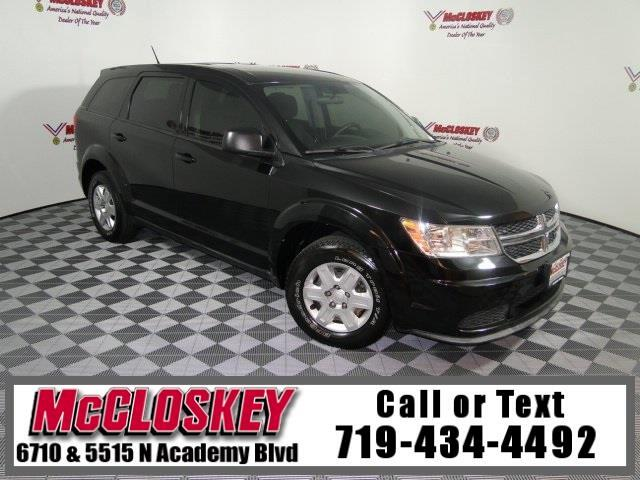 2012 Dodge Journey AVP