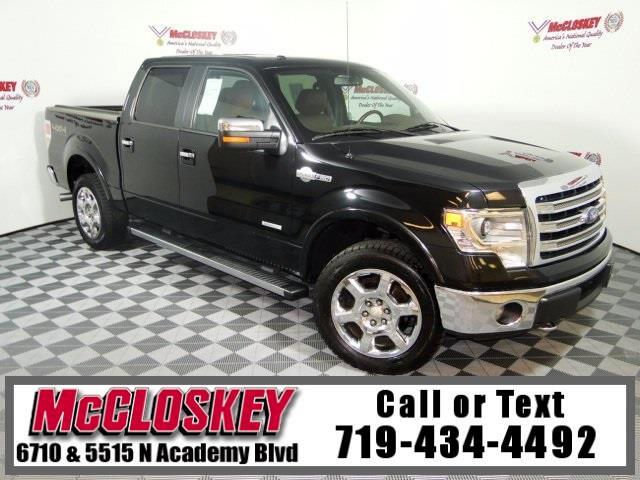 2013 Ford F-150 King Ranch One Owner 4X4 w/ Navigation