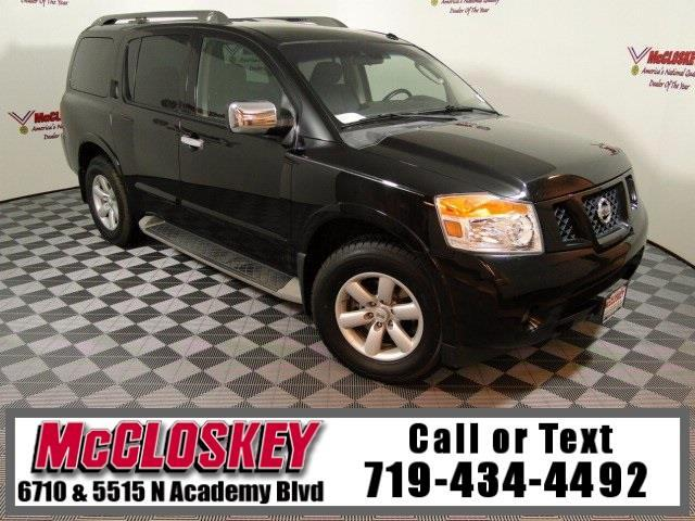 2010 Nissan Armada SE Loaded
