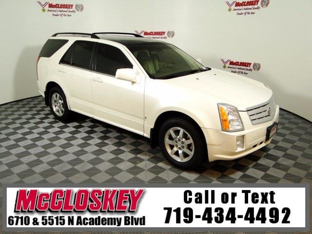 2006 Cadillac SRX V6 Loaded w/ Third Row!