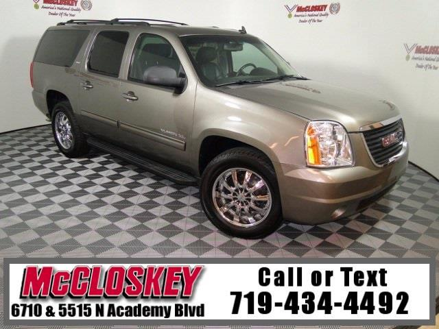 2012 GMC Yukon XL SLT 1500 4x4 Third Row