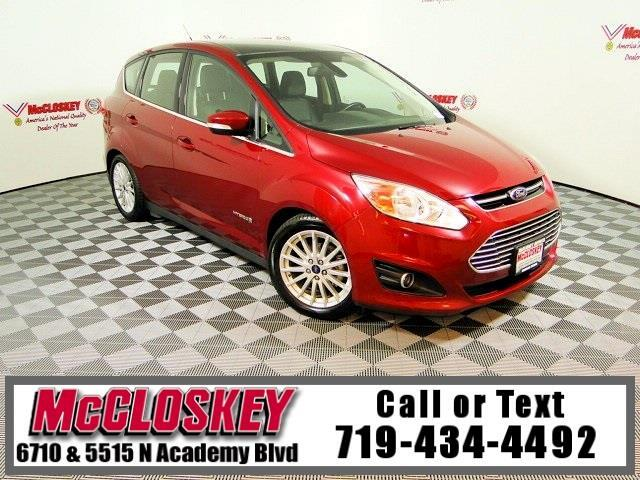 2016 Ford C-Max Hybrid SEL Loaded