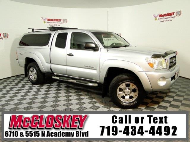 2006 Toyota Tacoma Base V6 TRD Off Road!