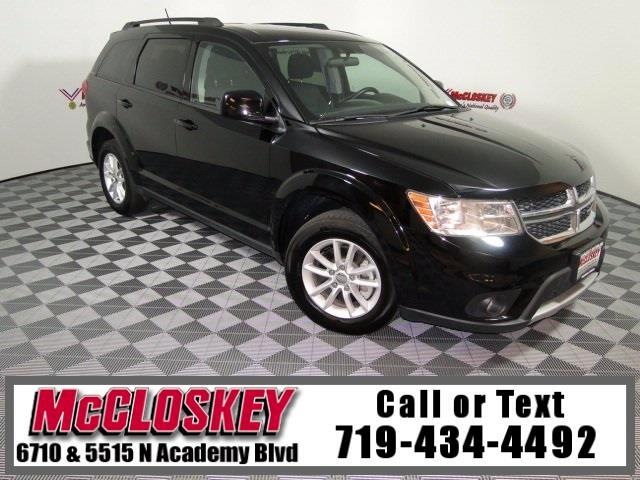 2016 Dodge Journey SXT AWD!
