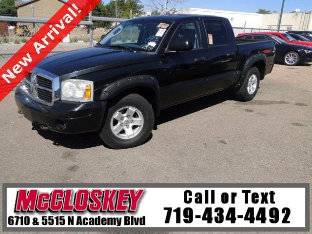 2007 Dodge Dakota SLT TRX Off Road