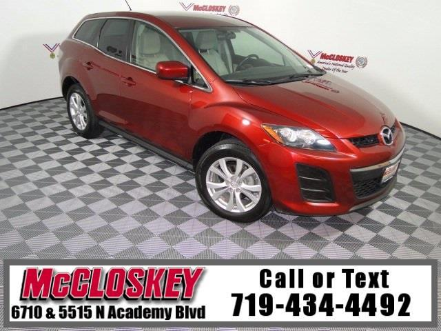 2011 Mazda CX-7 s Touring AWD w/ Leather!