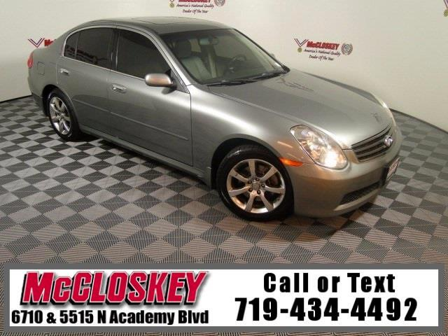 2006 Infiniti G35 X AWD Loaded!