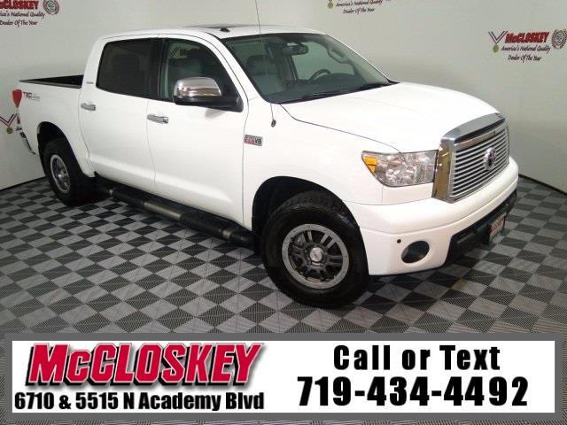 2013 Toyota Tundra Limited Rock Warrior CrewMax