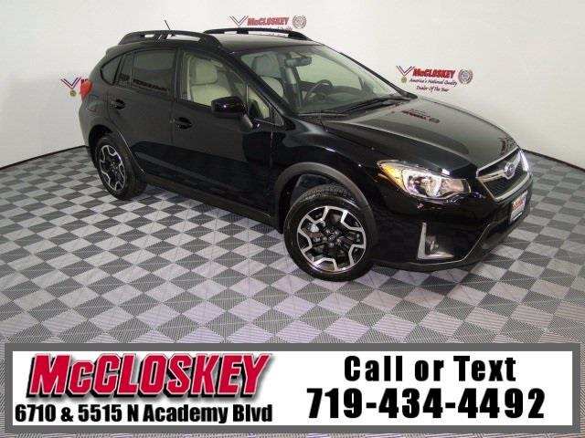 2017 Subaru Crosstrek 2.0i Premium All Wheel Drive!