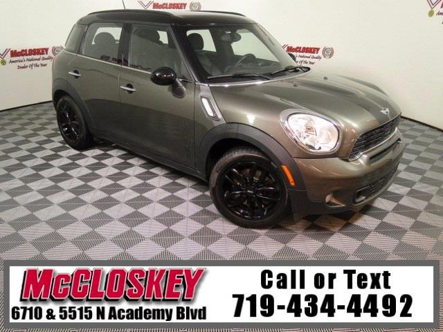 2011 MINI Countryman ALL4