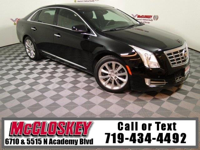 2014 Cadillac XTS Luxury AWD w/ Navigation